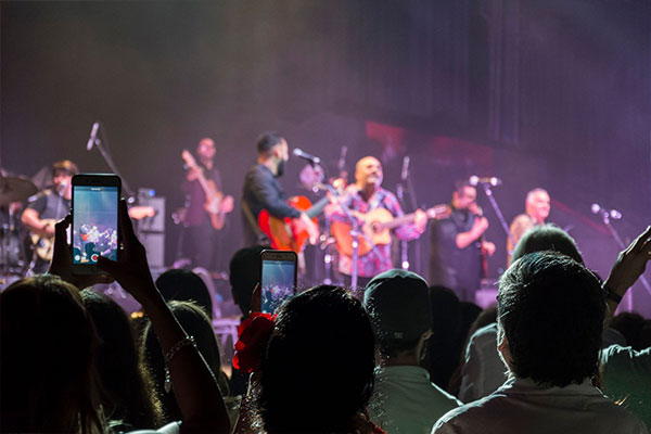 GIPSY KINGS by André Reyes, Argentina Tour