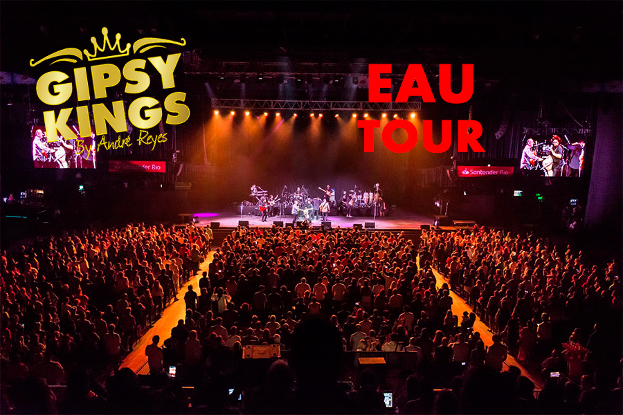 GIPSY KINGS by André Reyes - EAU