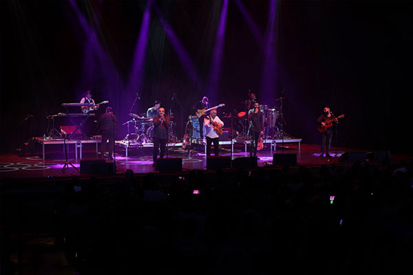 GIPSY KINGS by André Reyes, EEUU Tour