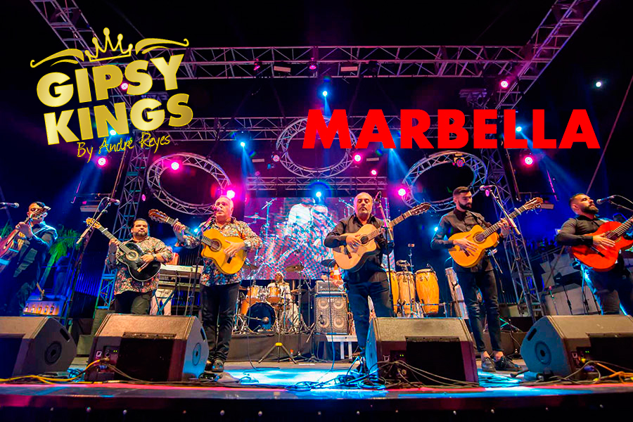 GIPSY KINGS by André Reyes - Marbella
