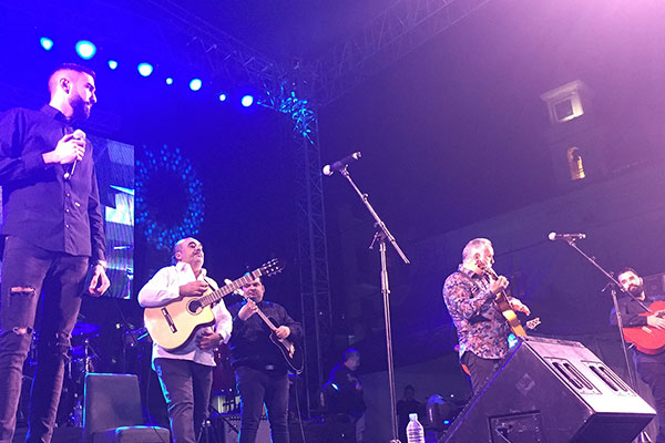 GIPSY KINGS by André Reyes, Quito Tour