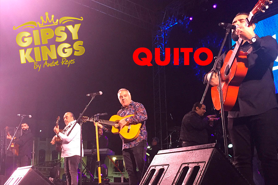 GIPSY KINGS by André Reyes - Quito