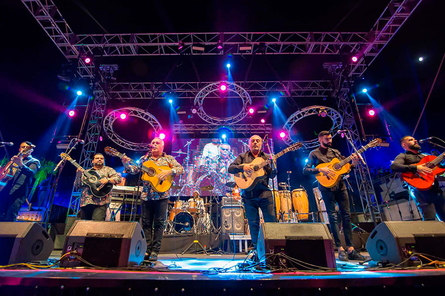 GIPSY KINGS by André Reyes, Unidos Tour